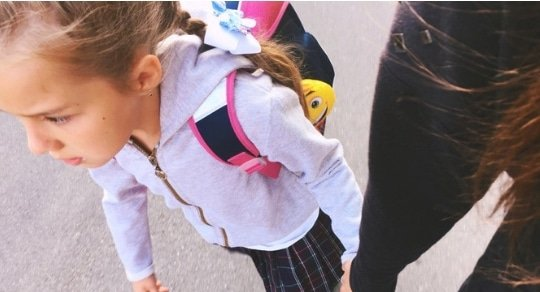 Separation anxiety in children – especially young children – is so challenging. Here's how to handle your child's separation anxiety in a positive, caring way.
