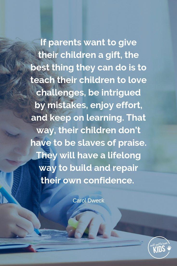 Carol Dweck quote
