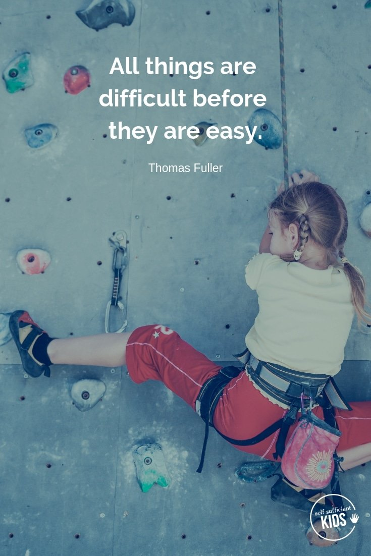 Thomas Fuller growth mindset quote