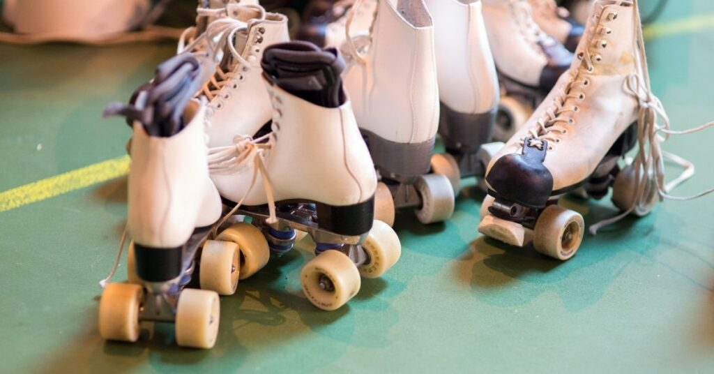 free admission for kids, roller skating