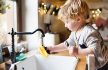 7 Tips to Help You Begin Toddler Chores Successfully