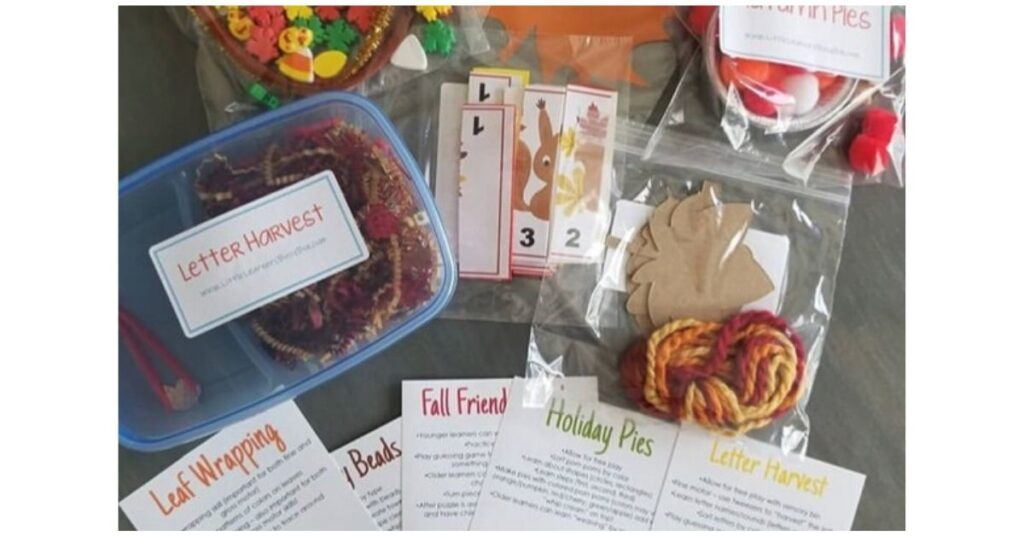 little learners busy subscription boxes for toddlers