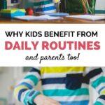 kids routines life skills