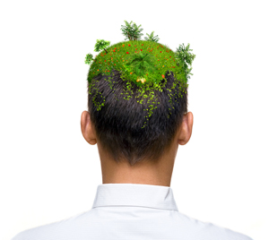 Greening our minds