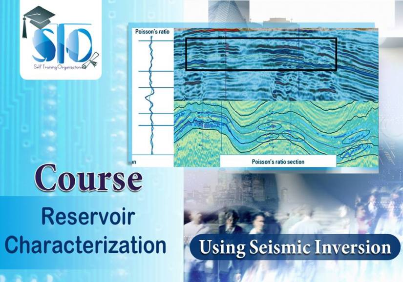 Reservoir characterization using seismic inversion and post Stack attributes (private online course )