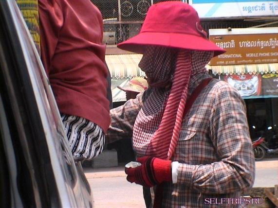 Как добраться из Ангкор (Сием-Рип) до Бангкока.
