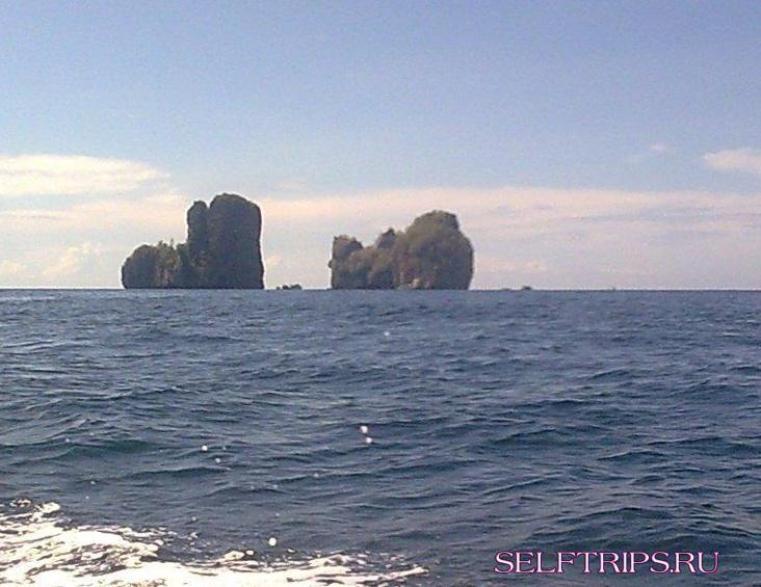 Как добраться с Пхукета на остров Пхи-Пхи.