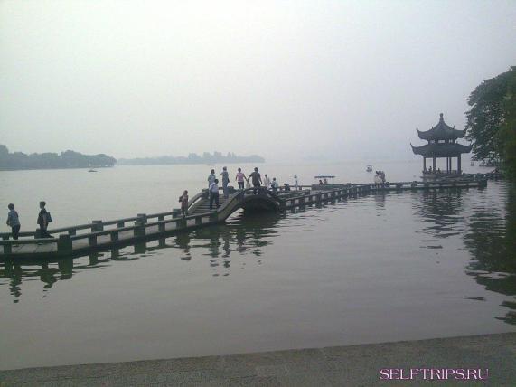 Шанхай - Ханжоу.