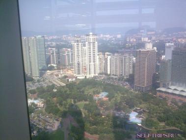 Ханжоу - Куала-Лумпур - Голд Кост - Окленд.