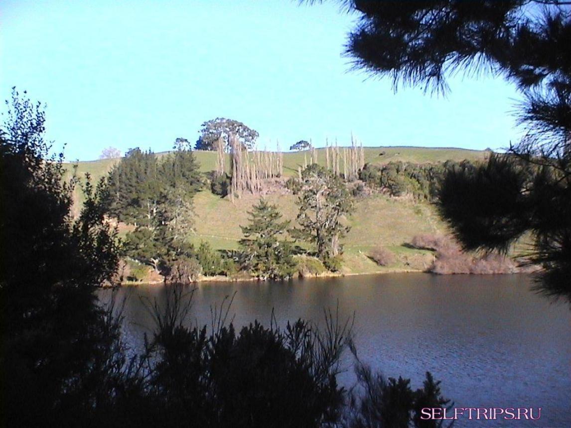 Окленд - Роторуа
