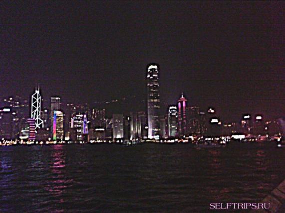 Макао - Гонконг.