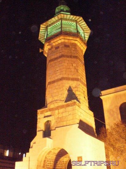 Амман - Мертвое море - Дамаск.