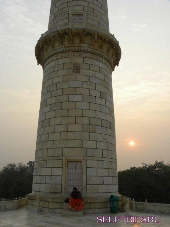 Варанаси - Агра - Дели.