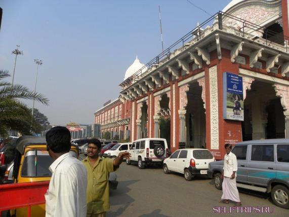 Бангалор - Ченнай - Коломбо.