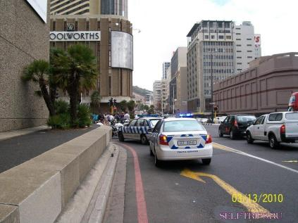 Кейптаун, подготовка к путешествию на грузовике.