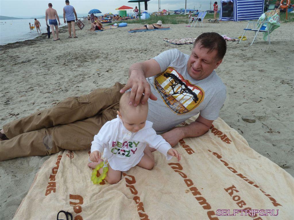 Пляжи Приморского края