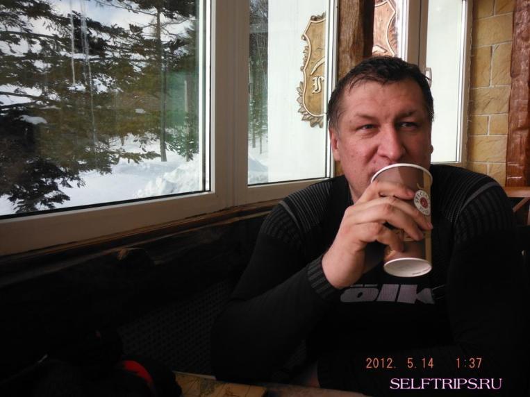 """Cafe """"Mountain air"""""""