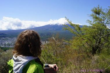 Вулкан Фудзияма