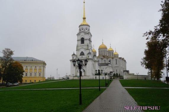 Dormition Cathedral, Vladimir