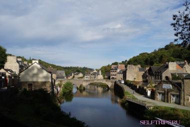 Сен-Мало и Динан