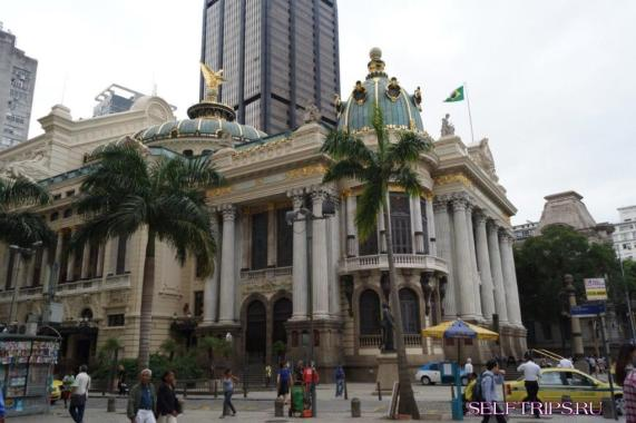 Достопримечательности Рио-де-Жанейро за один день