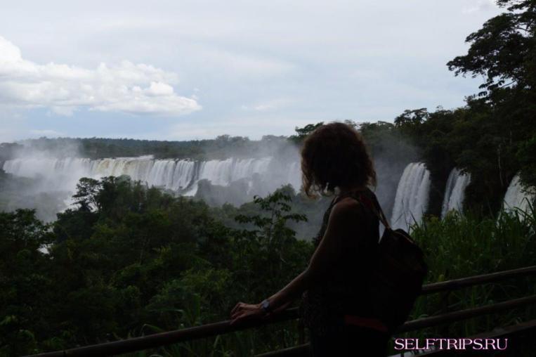 Игуасу. Аргентина