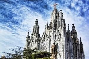Temple Sagrat Cor Jesus