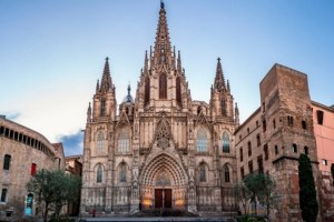 Catedral Santa Cruz Santa Eulalia