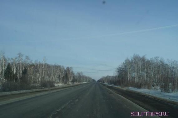 Челябинск  - Петропавловск