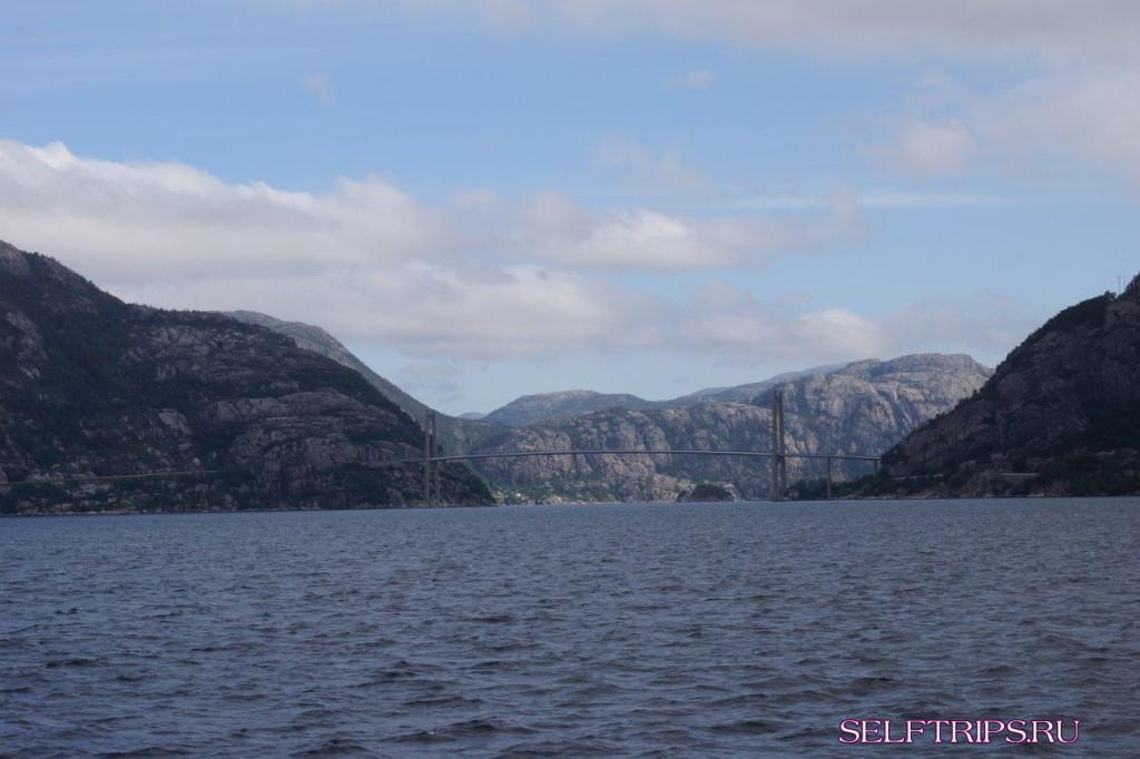 Ставангер и Люсе-фьорд, Норвегия