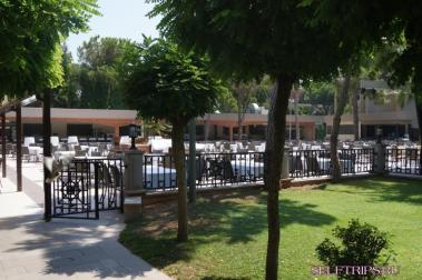 Папилон Айша 5*. Белек, Турция. Отзыв