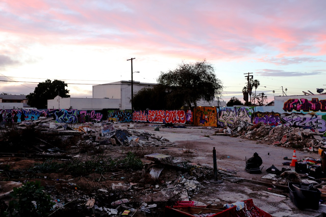 south central los angeles vermont graffiti yard rekal self selfuno anice pieces feb 2014