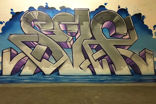 self selfuno graffiti piece letters burner connections los angeles boyle heights dtla downtown november 2015