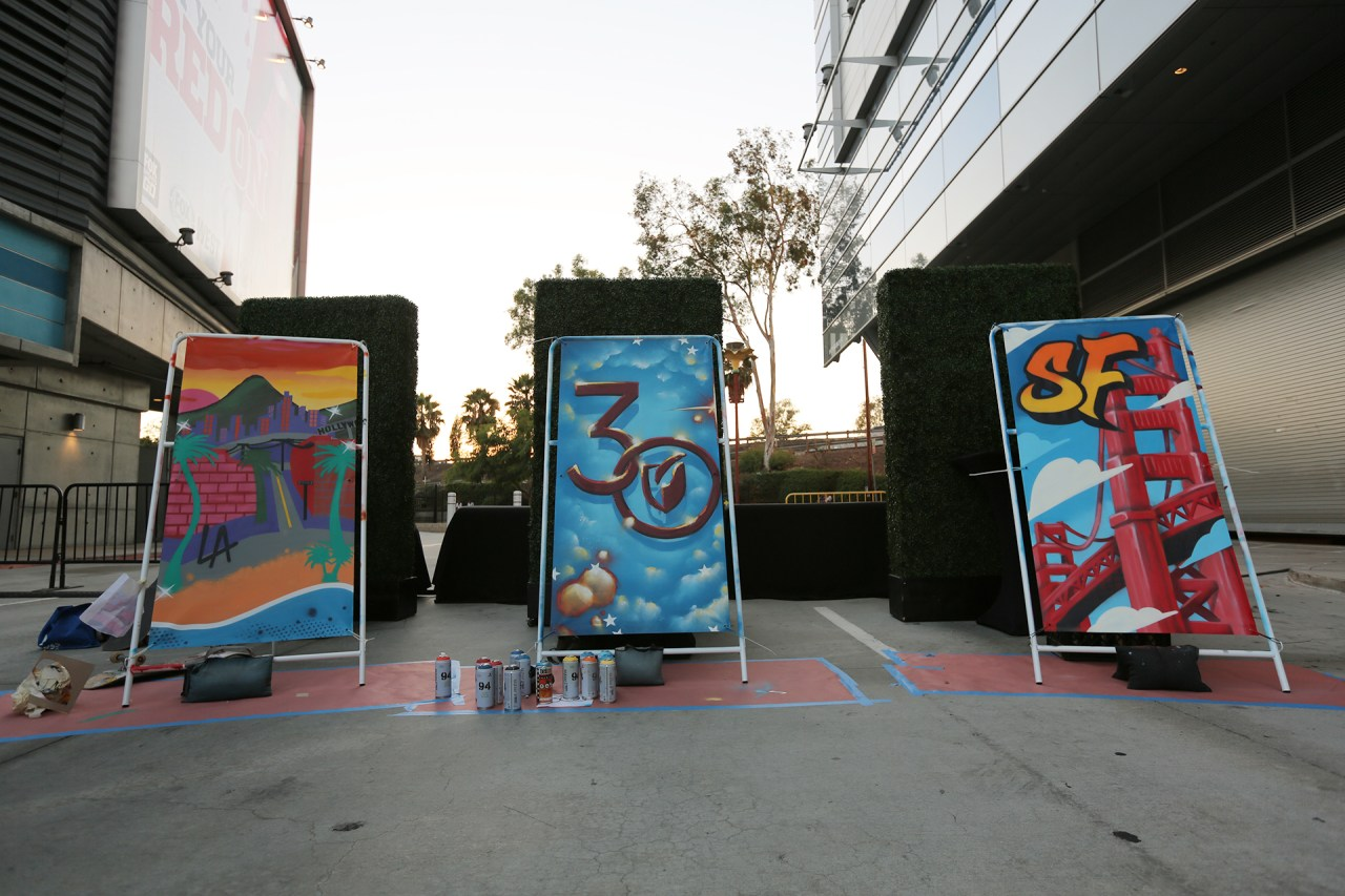 live event painting klughaus launch_inc los angeles august 2017 03