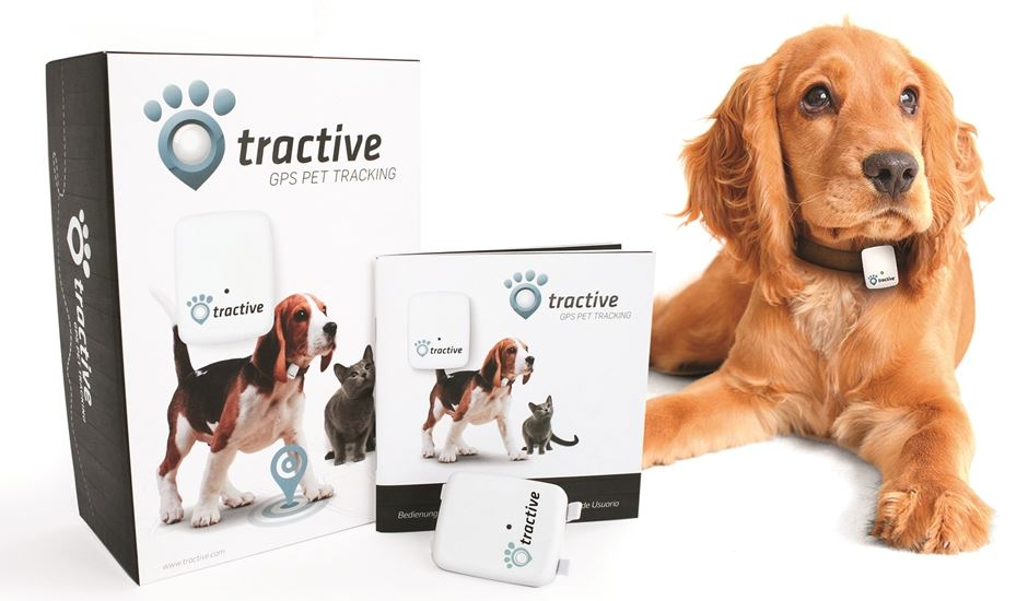 tractive GPS dog and cat