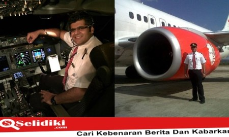 lion air pilot jt 610