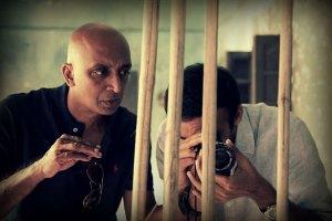 Unfreedom DP Hari Nair with Director Raj Amit Kumar