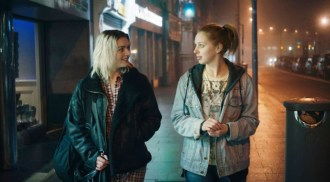 A date for mad mary interview starring senna kerslake and charleigh bailey and interview with tara lee at the Galway Film Fleadh film festival