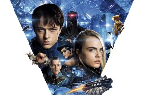 VALERIAN AND THE CITY OF A THOUSAND PLANETS – A Review by John Strange