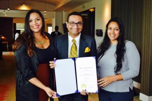 Texas Governor Recognizes DFW South Asian Film Festival
