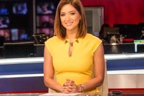 """Mexican Journalist Felicidad Aveleyra to Anchor """"Noticias Telemundo Mediodía"""""""