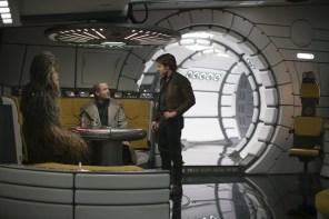 SOLO: A STAR WARS STORY – A Review by Hollywood Hernandez