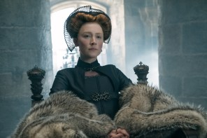 MARY QUEEN OF SCOTS – A Review by Cynthia Flores