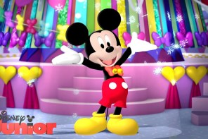 DISNEY JUNIOR HOLIDAY – A DVD Review by John Strange