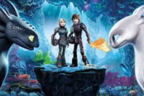 HOW TO TRAIN YOUR DRAGON: THE HIDDEN WORLD – A Review by Cynthia Flores