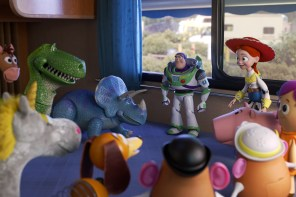 TOY STORY 4 – A Review by John Strange