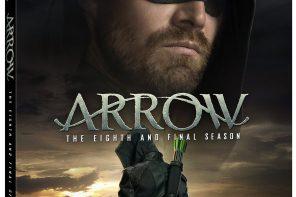 Warner Bros. Home Entertainment Announce Arrow: The Complete Eighth & Final Season
