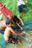 Catching fish in Rajbari http://www.selimsraasta.com/2014/06/18/bangladesh-seen-through-the-eyes-of-two-yorkshire-children/