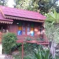 Our Thai cottage at Vongdeuan resort