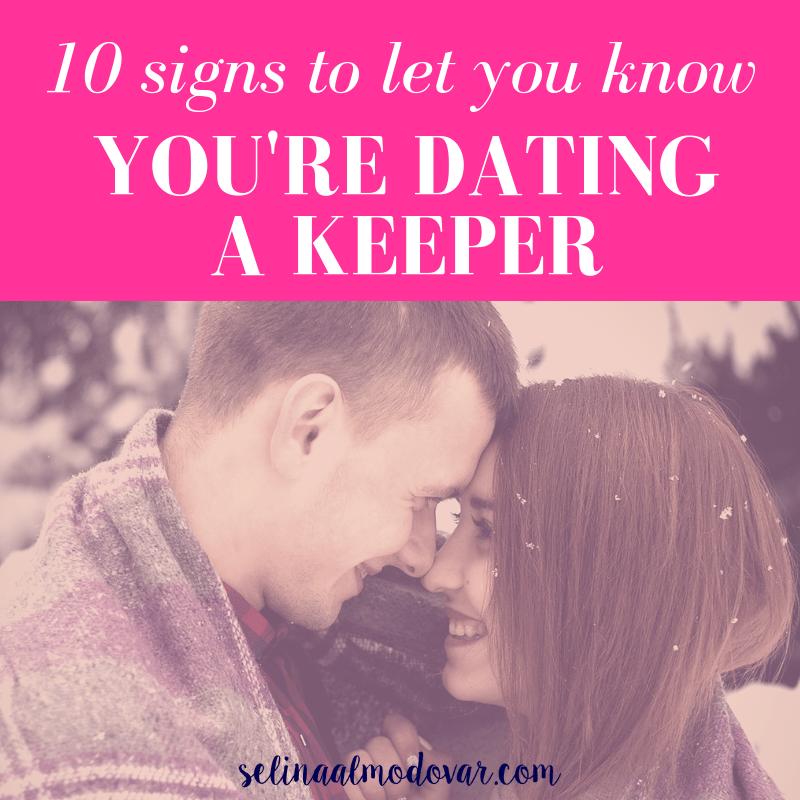 Dating en keeper